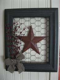 country star home decor diy rustic decor chicken wire primitives and country treasures