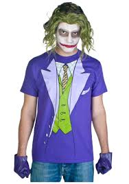 spirit halloween batman shirt joker costumes halloweencostumes com