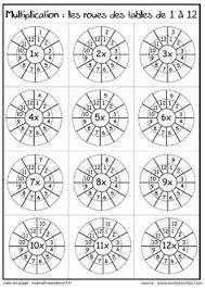 réviser les tables de multiplication tout en s u0027amusant c u0027est