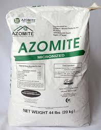 Rock Dust Gardening 44 Pound Azomite Volcanic Ash Rock Dust Mineral Powder Omri
