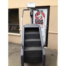 stairmaster sm916 stair machine with plastic pvc step upgrade