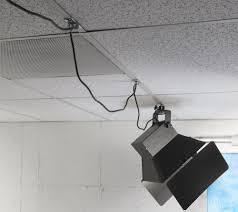 alzo suspended drop ceiling photo video light mount kit u2013 alzo digital