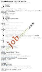 how you write a resume resume peppapp