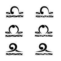 Libra Tattoos Ideas Maori Libra Tattoo Body Art Pinterest Libra Tattoo Maori