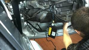 bmw 3 series e46 front door trim window motor and regulator how