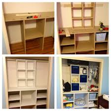 Shelving Units For Closet Diy Baby Closet Organizer Diy Closetorganizer Organization