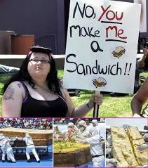 Make Me A Sammich Meme - make me a sandwich image gallery know your meme