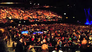 Nottingham Arena Floor Plan by View From Block 7 Lg Arena Youtube