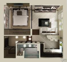 Tiny Apartment Floor Plans Tiny Home Layout Size Unknown Good Plan Great Layout For A