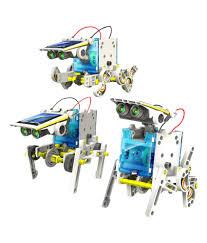 Diy Kit by Ekta 14in1 Educational Solar Robot Diy Kit Buy Ekta 14in1