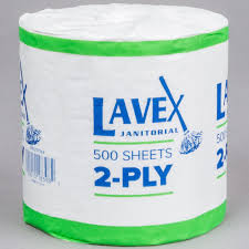 wrapped toilet paper eco friendly toilet tissue
