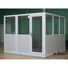 bureau d atelier modulaire convecteur pour cabine d atelier palettisable