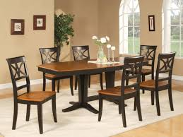 fascinating expandable round pedestalg table with wood chairs