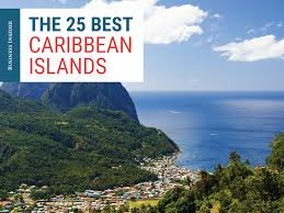 Where Is Aruba On The Map 25 Best Caribbean Islands Business Insider