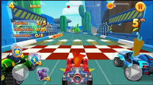 crash nitro kart apk bandicoot kart racing 2 android gameplay