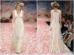 Whimsical Wedding Dress Claire Pettibone Wedding Dress Collection Fall 2013