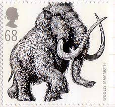 ice age animals 2006 collect gb stamps