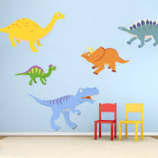 dino adventures printed wall decal dinosaurs printed wall decal large dino adventures decal
