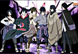 naruto shippuden sasuke uchiha all forms naruto naruto shippuden naruto the last