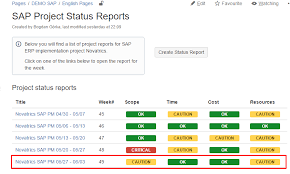 report template in confluence jirablog com