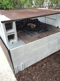 Concrete Sting Cost Estimate by Concrete Block Caja China Below Grill On Top Grills