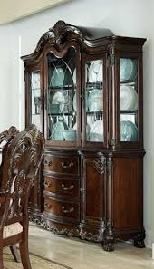 homelegance 2243 50 deryn park china cabinet buffet hutch
