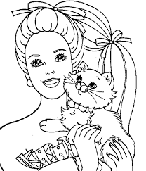 nice kitten coloring pages cool colorings book 3184 unknown