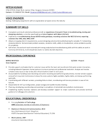 Results Oriented Resume Examples by Hitesh Kumar Resume
