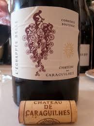 Château De Caraguilhes Domaine De étienne Besancenot Les 5 Du Vin