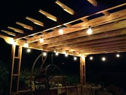 Lights On Patio Outdoor Rope Lights Best Ideas About Outdoor Rope Lights On
