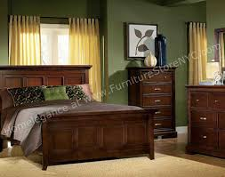 Cherry Bedroom Furniture Set Furniture Cherry Bedroom Set With Regard To Elegant Wood