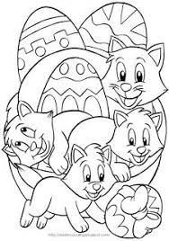easter bunny pictures print printable free colouring pages