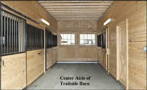 Shed Row Barns For Sale Horse Barns Modular Horse Barns Run In Shed Row Delivered