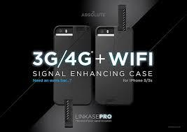Tmobile Free Wifi Amazon Com Linkase Pro 3g Lte Wifi Signal Enhancing Case For