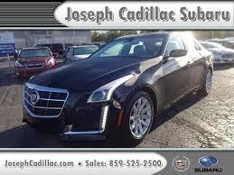 2014 cadillac cts for sale cadillac cts for sale in kentucky carsforsale com