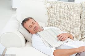 How To Sleep In A Chair Ask The Doctor Why Is My Dad Suddenly Sleepy During The Day