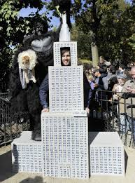 new york city halloween parade dog halloween costume parade packs in pups in new york city