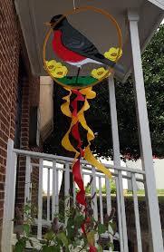 Culpeper Minutemen Flag Bird Dreamcatcher By Bald Eagle Flag Store