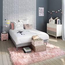 deco chambre gris et chambre gris et fushia lzzy co fille deco pale clair