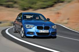 new bmw 1 series three door hatchback pictures and details