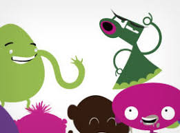 free monster vector graphics