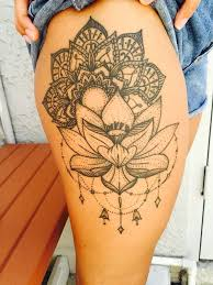 Thigh Tattoos - 25 best thigh tattoos ideas on thigh