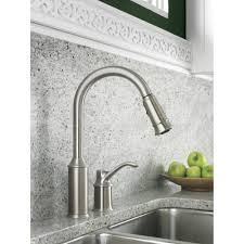 moen aberdeen kitchen faucet moen 7590csl aberdeen classic stainless pullout spray kitchen