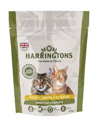 rich in salmon with rice harringtons for healthy pets