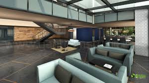 corporate office lobby interior design rendering arch student com