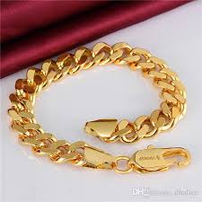 mens gold hand bracelet images 2018 fashion jewelry 2015 latest design best price gold plated jpg