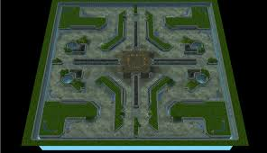 Map Central Park Images Central Park V1 0 Maps Projects Sc2mapster