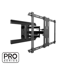 Cable Management System For Wall Mounted Tv Kanto Pmx660 Full Motion Tv Wall Mount For 37 80