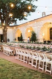 wedding venues dallas wedding at the dallas arboretum photos tables wedding