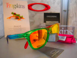 oakley frogskins whats the best colour singletrack forum